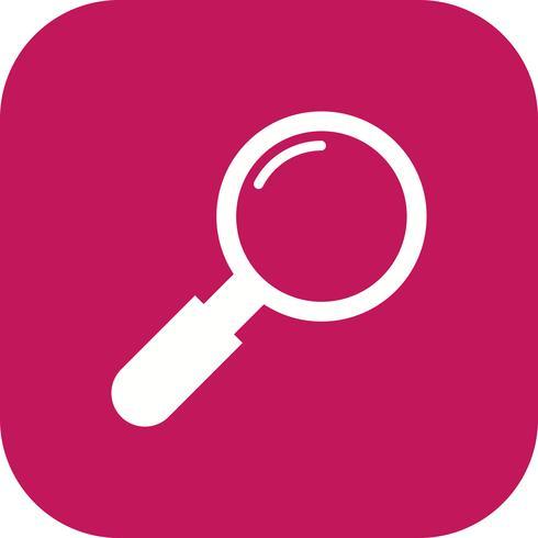 Zoek Vector Icon