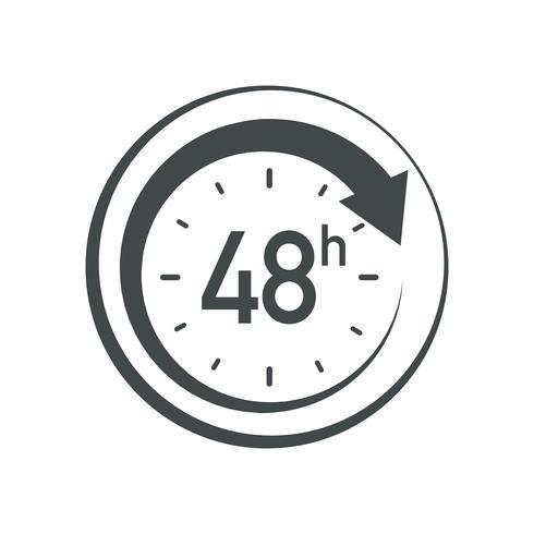 48h icon.