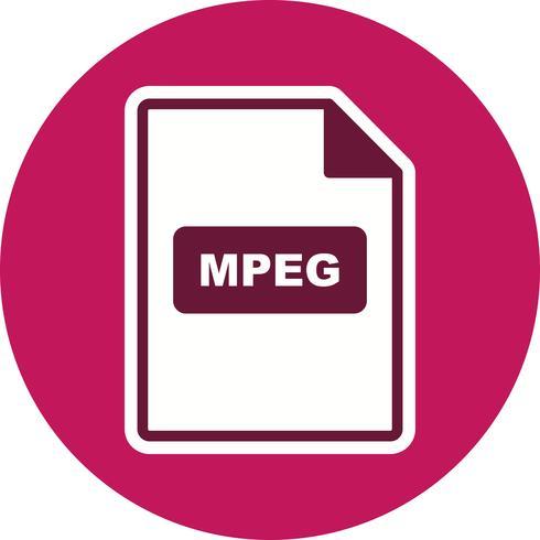 MPEG-Vektor-Symbol