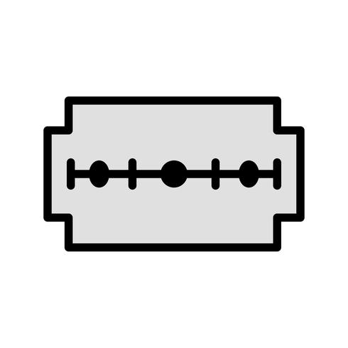 Icono de vector de maquinilla de afeitar