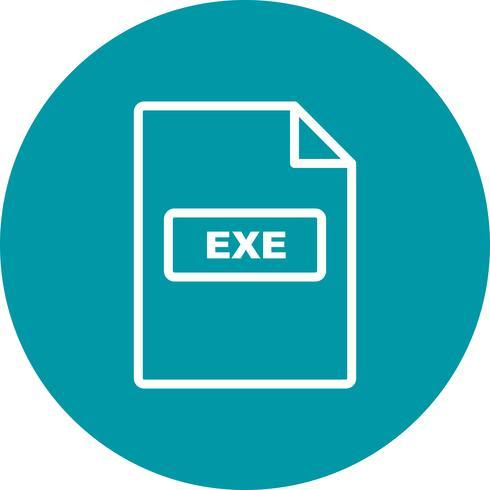 EXE Vector-pictogram