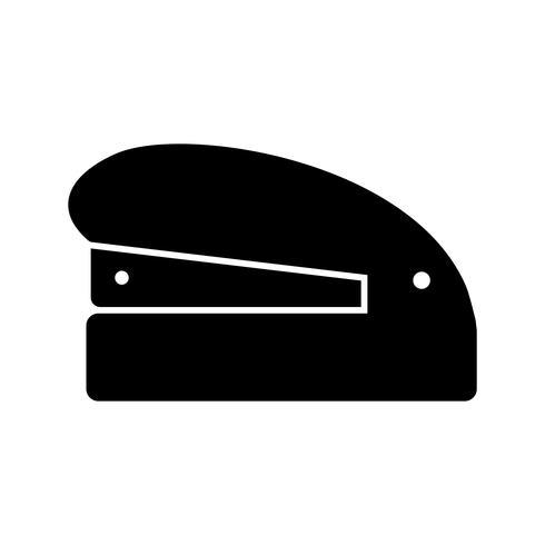 Icono de vector de grapadora