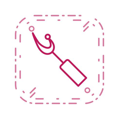 naad ripper vector pictogram