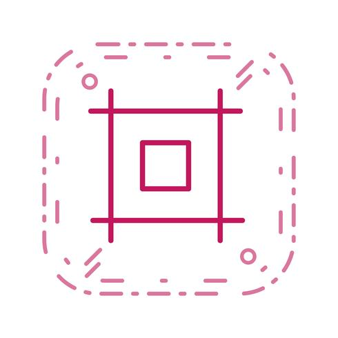 Layout Vector ícone