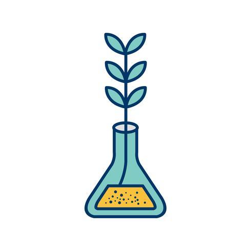 ícone de vetor de crescimento de experiência