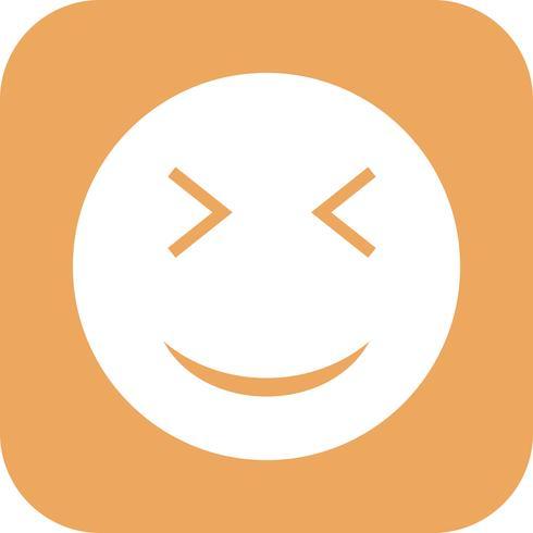 clin d'oeil emoji vector icon