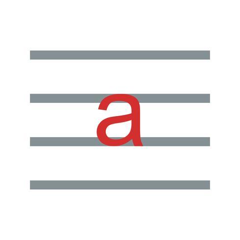 Text i små bokstäver