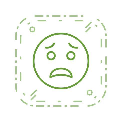 Bang Emoji Vector Icon