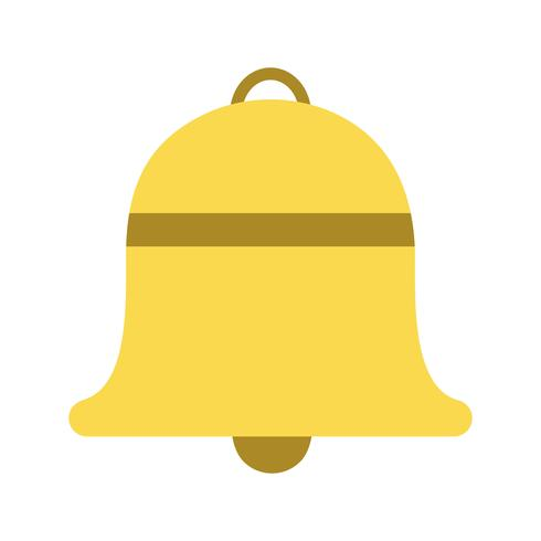 Icono de Vector de notificación