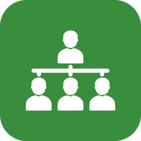 Organization Vector Icon