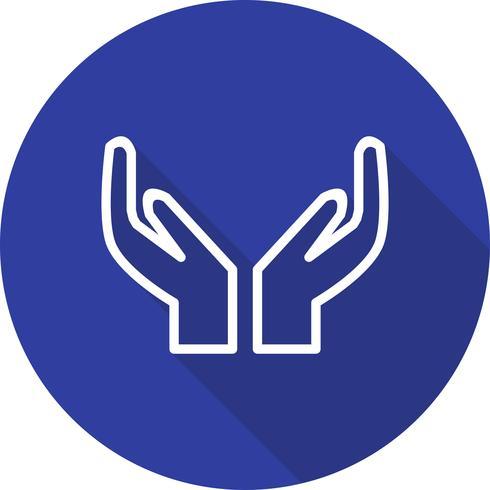 Praying Vector Icon