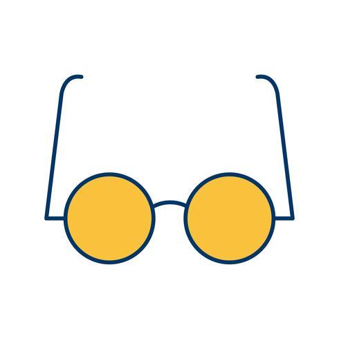 Experimental Glasses Vector Icon