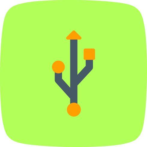 Ícone do vetor de conexão