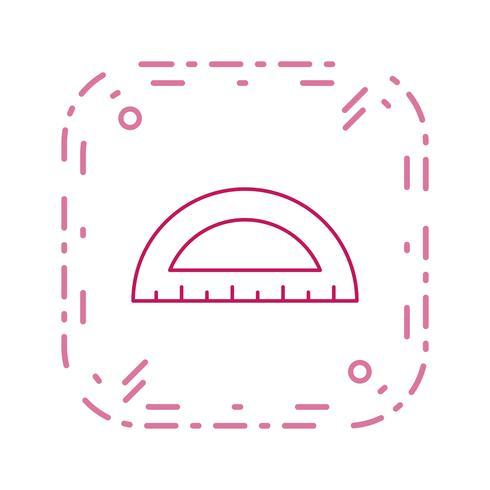 Gradenboog Vector Icon