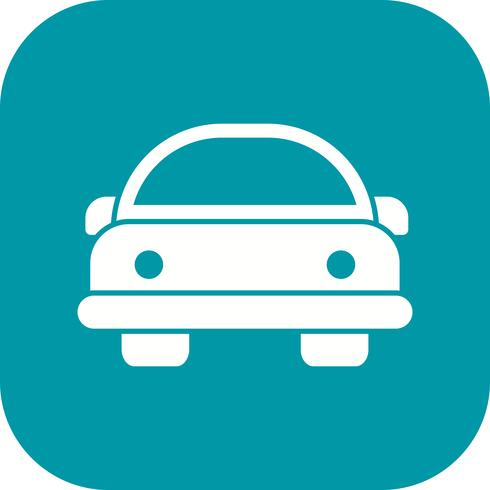 Cartoon car Vector Icon