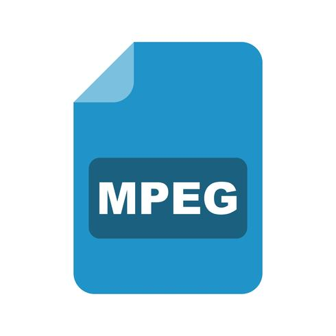 MPEG Vector-pictogram