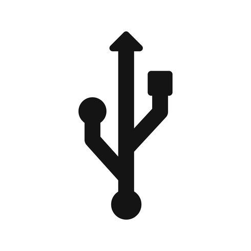 Icono de Vector de conexión
