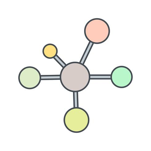 Elektron-Vektor-Symbol