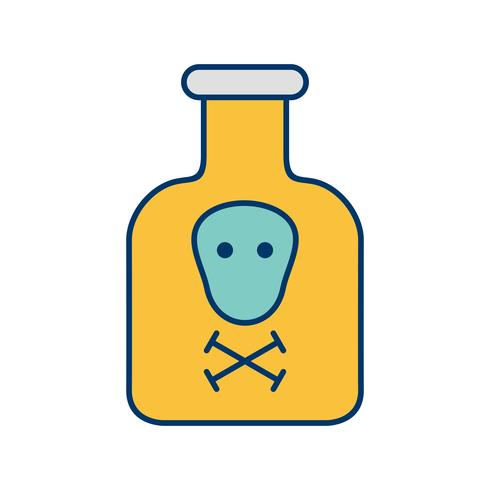 Kemikalier Vector Icon