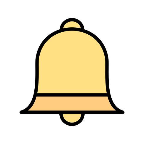 Ícone do vetor de notificação