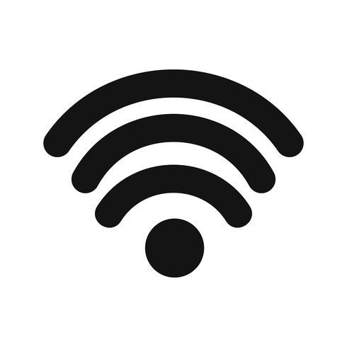 wifi vektorikon