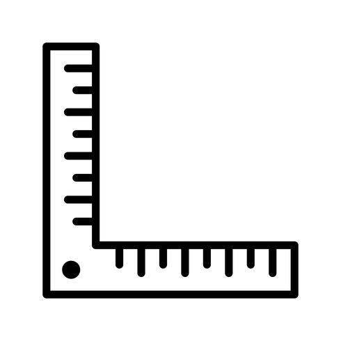 icône de vecteur angle souverain