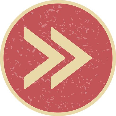 Vektor-Symbol weiterleiten
