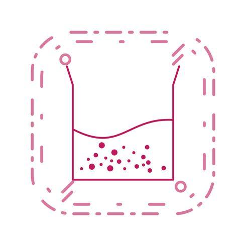 Gobelet demi-remplissage Vector Icon