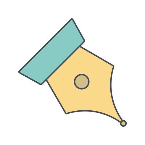 nib vector pictogram