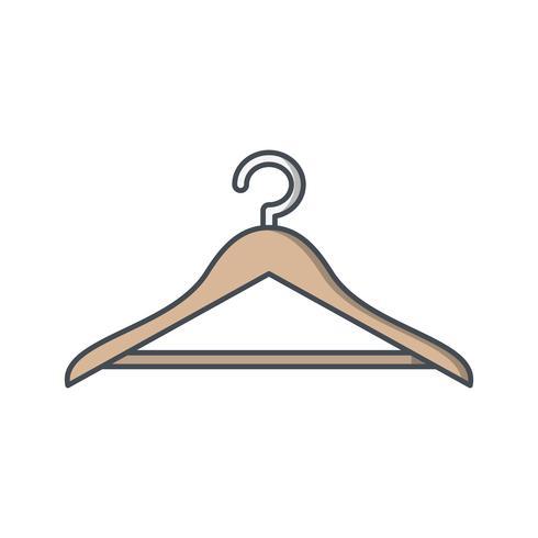 Hanger Vector Icon
