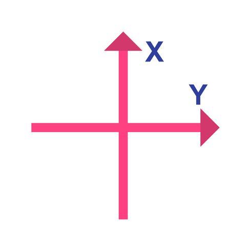 axelvektorns ikon