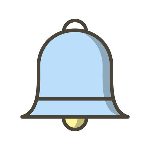 Icona di vettore di notifica