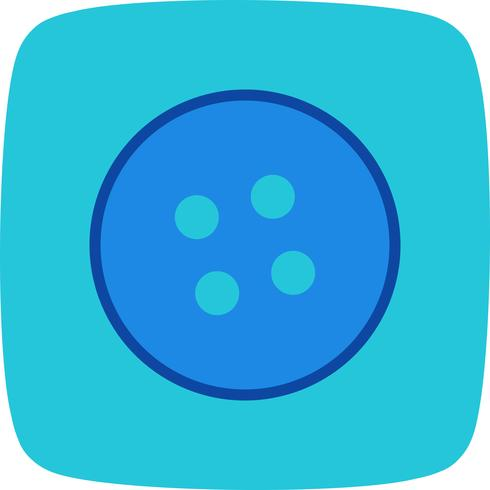 Button Vector Icon