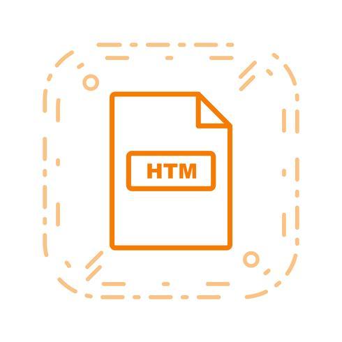 HTM-vektorikon