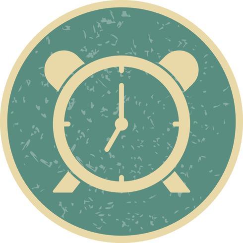 Icono de vector de alarma