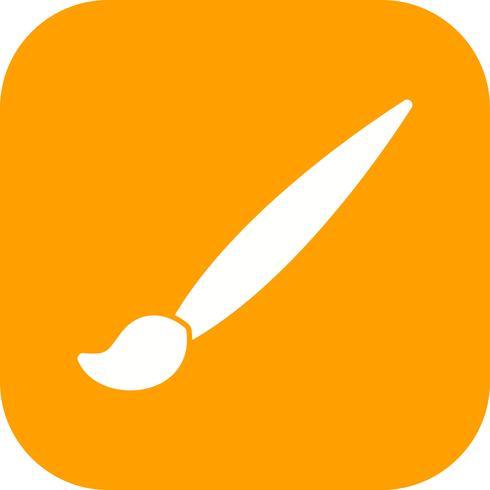 Zeichenpinsel Vektor Icon