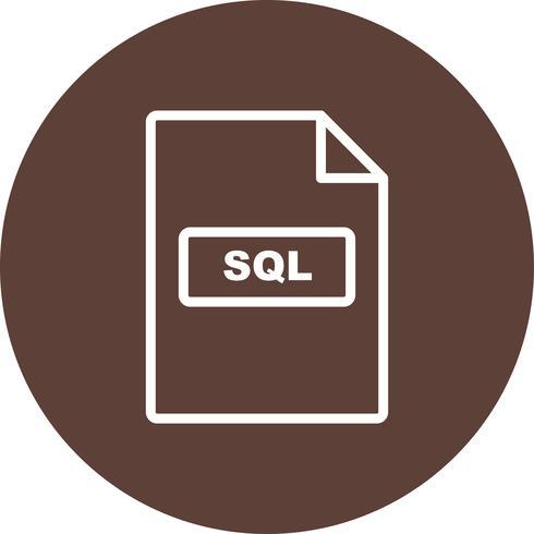 SQL-Vektor-Symbol