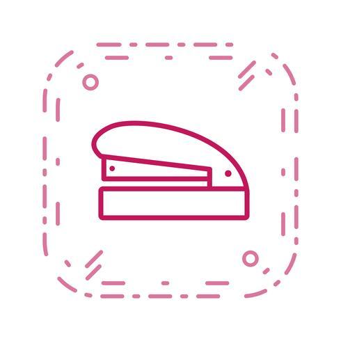 Icona di vettore cucitrice