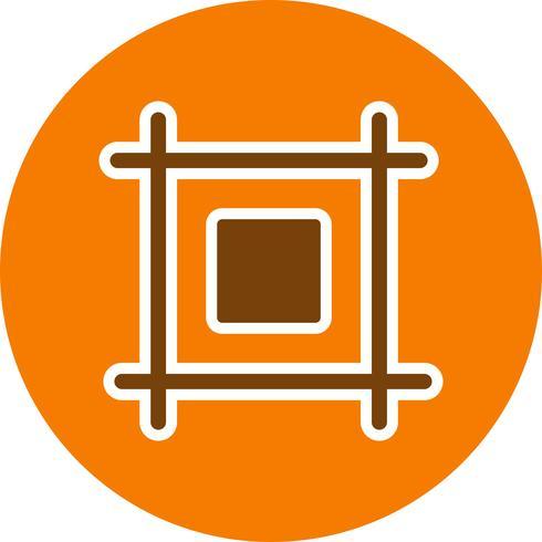 Layout-Vektor-Symbol