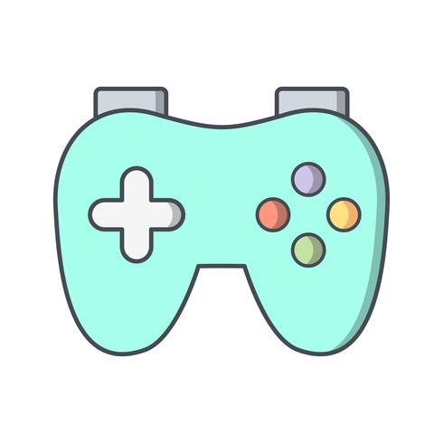 Videospel vektor ikon