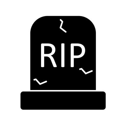 Ícone Grave Vector