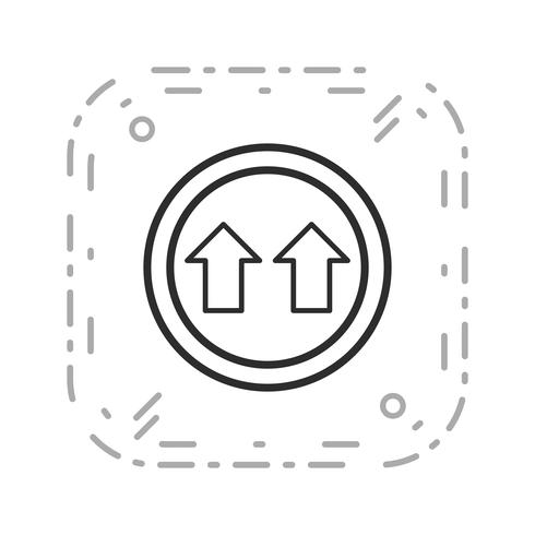 vector weggeven iconvector weggeven pictogram