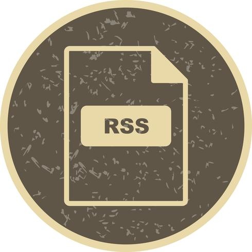 RSS-Vektor-Symbol