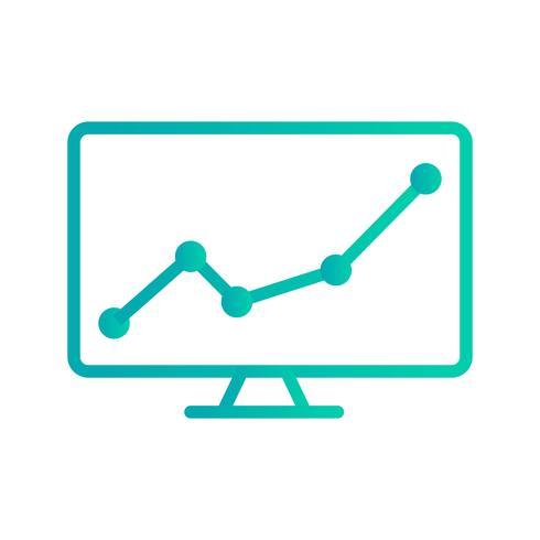 Stock Vector Icon