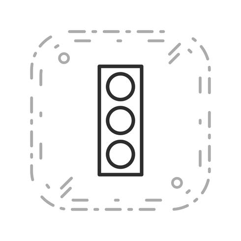Vector Signal Sign Icon