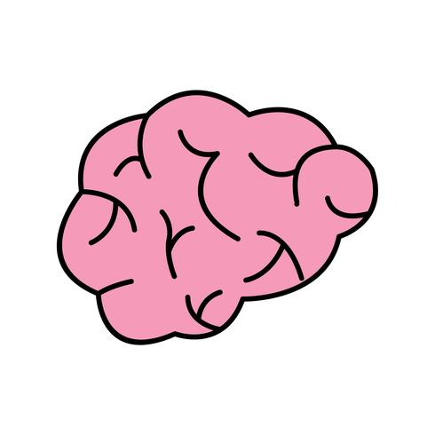 Hersenen Vector Icon
