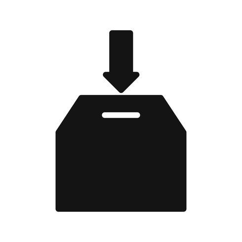 icono de vector de zakat