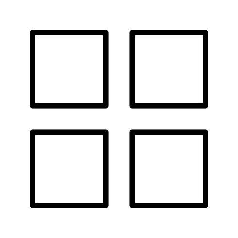Apps-Vektor-Symbol
