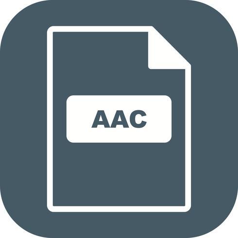 aac vector pictogram