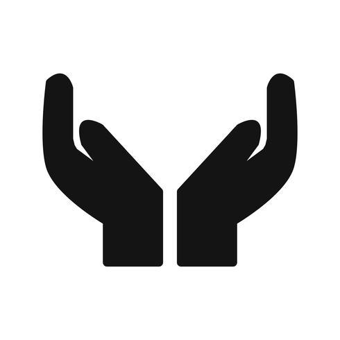 Prier Vector Icon